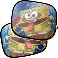 BabyCare SpongeBob SquarePants Sunshade (2 pack)