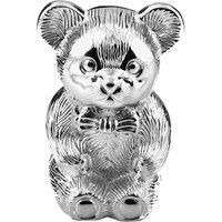 Bambino Silverplated Money Box - Bear