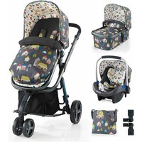 Cosatto Giggle 2 Travel System and Accessories Bundle