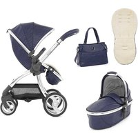egg Stroller Serpent Special Edition Package + Carrycot