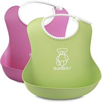 BabyBjorn Soft Bib 2 Pack