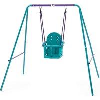 Plum 2 In 1 Swing Set