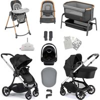 iCandy Lime Travel System and Luxury Nursery Bundle