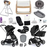 iCandy Lime Travel System and Ultimate Nursery Bundle