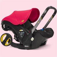 Doona Doona+ Infant Car Seat - Flame Red