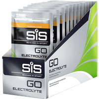 SiS GO Electrolyte 40g 18 Pack - Tropical