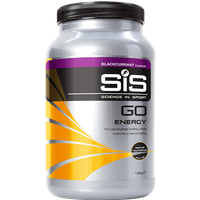 SiS GO Energy 1.6kg - Blackcurrant