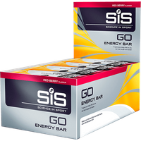 SiS GO Energy Bar Mini 40g 30 Pack - Red Berry
