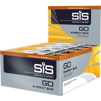 SiS GO Energy Bar 65g 24 Pack - Chocolate & Orange