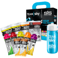 SiS Team Sky 4 Hour Fuel Pack