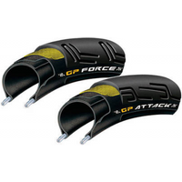 Grand Prix Attack Ii + Force Ii 700 X 22/24 Foldi