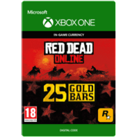 'Red Dead Redemption 2: 25 Gold Bars