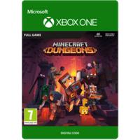 'Minecraft Dungeons Xbox One Download