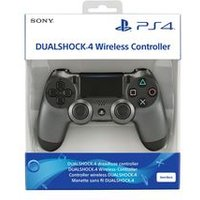 Sony Dualshock 4 V2 Manette PlayStation 4 métallique