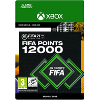Fifa 21 FUT Ultimate Team 12000 points