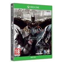 Batman Arkham Collection Standard Edition