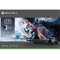 'Xbox One X Star Wars Jedi Fallen Order Console