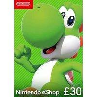 Nintendo eShop Card - £30