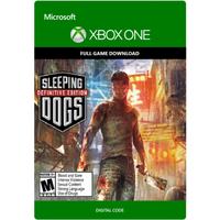 'Sleeping Dogsâ Definitive Edition