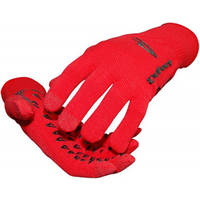 DeFeet Red Cordura Size S