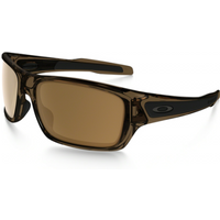 Oakley Turbine Xs (youth Fit) Brown Smoke - Dark B
