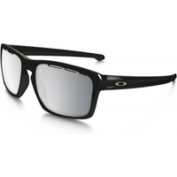 Oakley Sliver Vented Polished Black - Chrome Iridi
