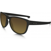 Oakley Sliver R Polarized Matte Black - Brown Grad