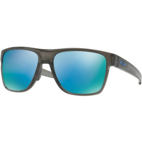 Oakley Crossrange Xl Prizm Deep Water Gray Smoke -
