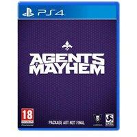 Agents of Mayhem on PS4