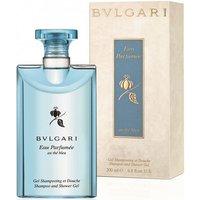 Bvlgari Eau Parfumee Au The Bleu Shower Gel 200ml