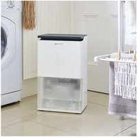 Bionaire BDH002 Digital Dehumidifier 15L day in White