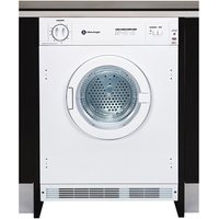 White Knight C4317 7kg Fully Integrated Air Vented Tumble Dryer