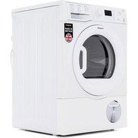 Hotpoint ECF87BP 8kg Condenser Tumble Dryer in White Sensor B Energy