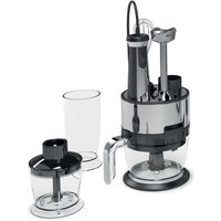 Hotpoint HB0805UP0 800W Ultimate Collection Hand Blender in St Steel
