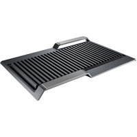 Bosch HEZ390522 40cm FlexInduction Griddle Plate in Cast Iron