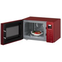 Daewoo KOR6A0RR Microwave Oven in Red 20L 800W Touch Controls