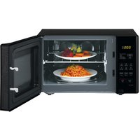 Daewoo KOR6L6BDBK Microwave Oven in Black 20L 800W Touch Controls
