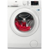 AEG L6FBI861N Washing Machine in White 1600rpm 8kg A