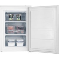 Fridgemaster MUZ5582A2 55cm Undercounter Freezer in White A Rated