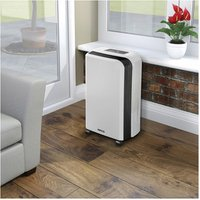 Pifco P44018 Dehumidifier 10L day in White