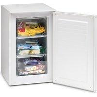 Iceking RZ83AP2 Under Counter Freezer 50cm A Energy in White