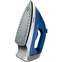 Hotpoint SIDC30BA1 HD Line Digital Steam Iron in Blue White 2700W