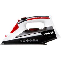 Hoover TIM2500CA 2500W IronJet Steam Iron Ceramic Soleplate in Black