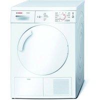 Bosch WTE84106GB 7kg Serie 4 Condenser Dryer in White Sensor B Energy