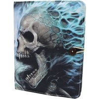 Flaming Spine Ipad Air Folio Case + Stand