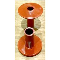 'Single Cable Tidy Grommet Brown