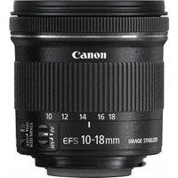 Canon EF-S 10-18mm f/4.5-5.6 IS STM Lens - White Box