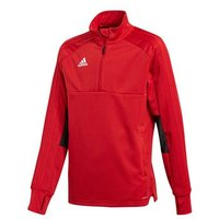 Adidas Condivo 18 Training Top - Youth - Red/black/white
