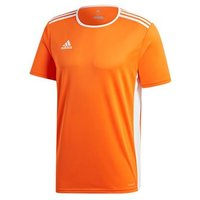 Adidas Entrada 18 Jersey - Youth - Orange/white