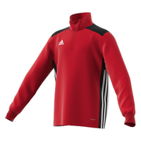 Adidas Regista 18 Training Top - Youth - Red/black